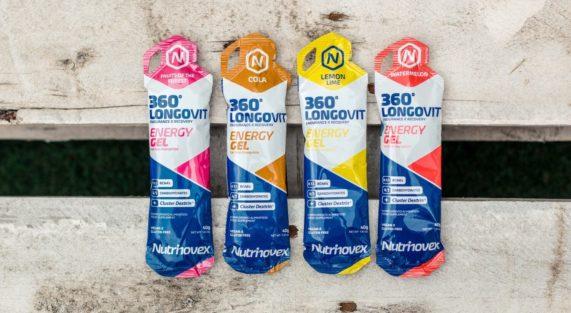 Geles Nutrinovex Longovit 360